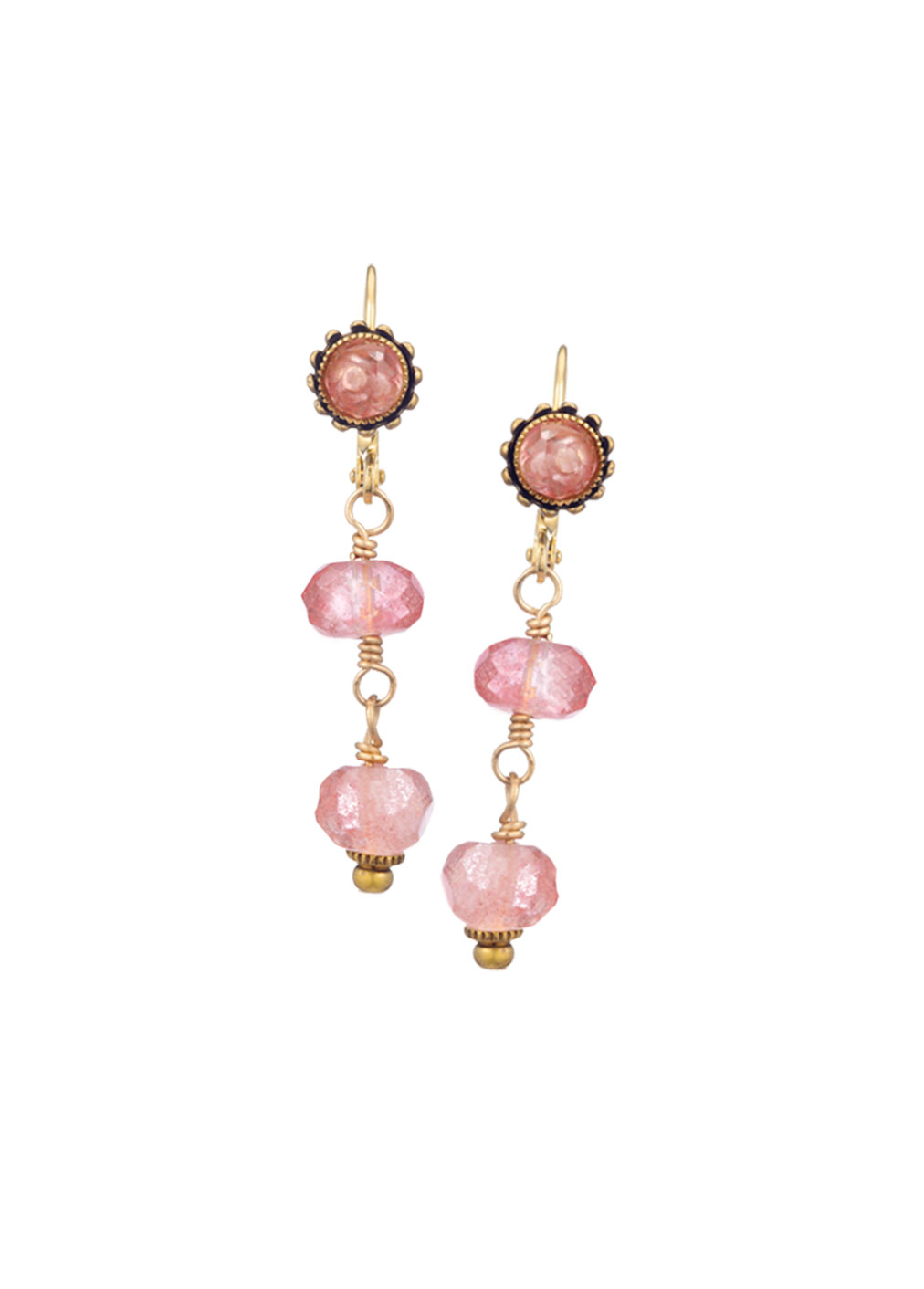 g earring pink and earrings pnk all stella ruby gem shop products linear