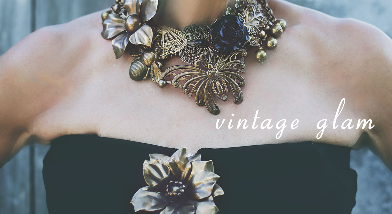 Vintage Glam - What put the Class in Classic
