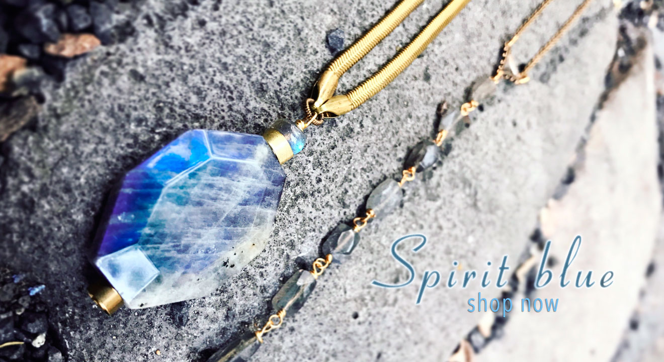 New Spirit Blue Collection Featuring Mystical Labradorite