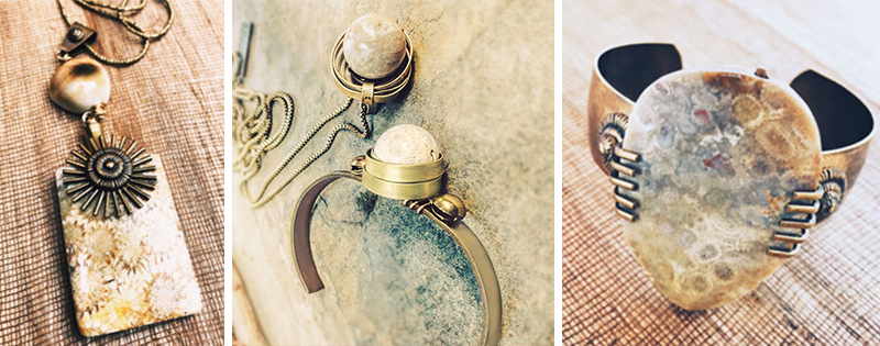 Why Your Next Piece of Jewelry Should Be A Fossil